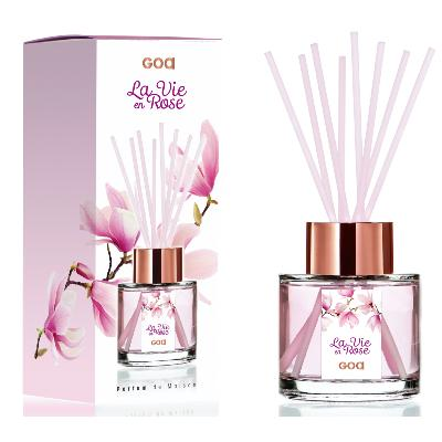 Goatier La Vie en Rose - Collection Intemporelle