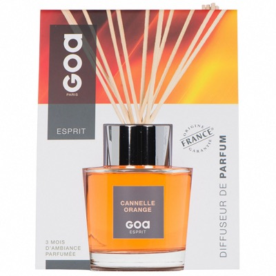Goatier Esprit 200 ml Cannelle Orange GOA
