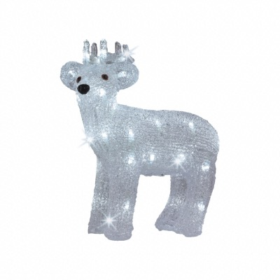 Rennes Lumineux 32 Leds Blanc Froid - Luminéo