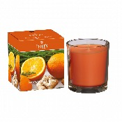 Bougie Parfumée Mandarine Gingembre - Price's Candles
