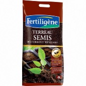 Terreau semis 6 L - Fertiligene