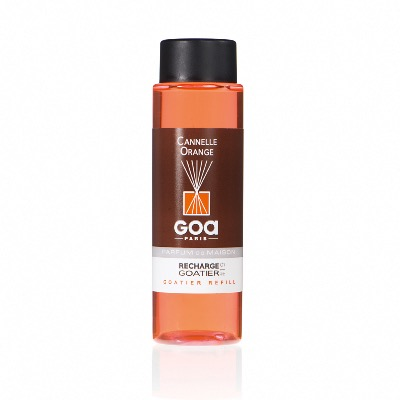 Recharge GOA pour diffuseur de parfum Cannelle Orange 250 ml