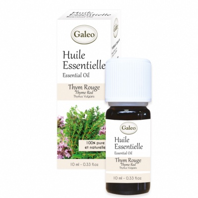 Huile Essentielle Thym Rouge 10 ml - GALEO